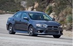 2010 Mitsubishi Lancer Evolution first drive review