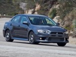 2010 Mitsubishi Lancer Evolution MR Touring