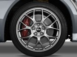2010 Mitsubishi Lancer Evolution / Ralliart 4-door Sedan TC-SST Evolution MR Wheel Cap