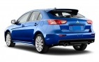 2010 Mitsubishi Lancer Sportback Ralliart Drive Report
