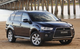 Preview: 2010 Mitsubishi Outlander