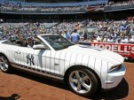 2010 New York Yankees Mustang GT