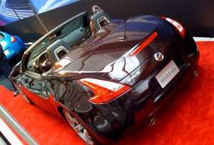2009 New York Auto Show: 2010 Nissan 370Z Roadster, 2009 NISMO Z Revealed