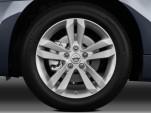 2010 Nissan Altima 2-door Coupe I4 CVT 2.5 S Wheel Cap