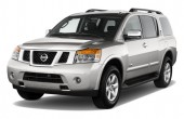 2010 Nissan Armada Photos