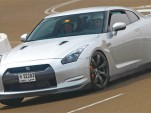 2010 Nissan GT-R at Jebel Hafeet