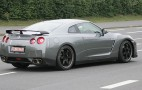 Spy shots: Nissan's upcoming Spec-V GT-R