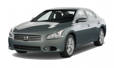 2010 Nissan Maxima Photos