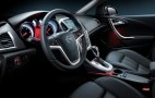 Opel shows off interior for new Astra