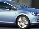 2010 Opel Astra wagon preview rendering