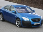 2010 Opel Insignia OPC spy shots
