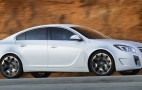 Opel launches 325hp Insignia OPC