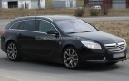 Spy shots: Opel Insignia Sports Tourer OPC