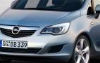 Preview: 2010 Opel Meriva MPV