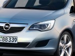 2010 Opel Meriva MPV preview rendering