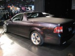 Pontiac Pushes Forward with G8 'Ute Despite Tough Times