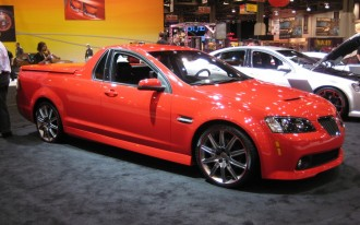 Holden Ute Might Still Come Stateside as Chevy El Camino