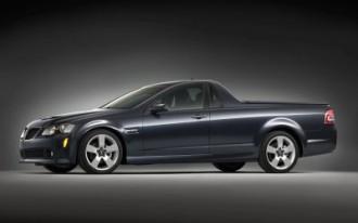 2010 Pontiac G8 ST Is DOA