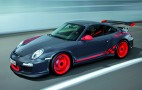 2010 Porsche 911 GT3 RS Posts 7m 33s 'Ring Time