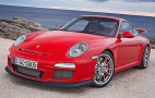 Porsche unveils facelifted 911 GT3