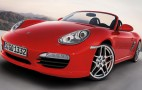 Facelifted Porsche Cayman and Boxster debut in L.A.