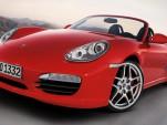 2010 Porsche Boxster facelift