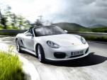 2011 Porsche Boxster Spyder