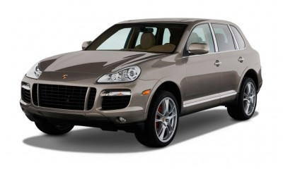 2010 Porsche Cayenne Photos