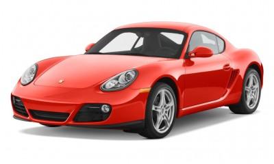 2010 Porsche Cayman Photos