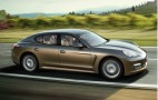 2010 Porsche Panamera Subject to Recall