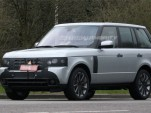 2010 Range Rover facelift spy shots