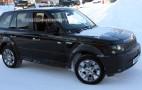 Spy shots: 2010 Range Rover Sport facelift