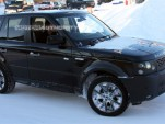 2010 Range Rover Sport facelift spy shots