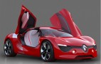 Sexy Red Electric Concept Displays French Dream For Sports EVs