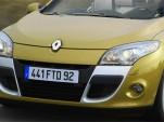 2010 Renault Megane Cabrio rendering