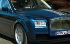 Rolls Royce 'EX200' concept planned for Geneva Motor Show