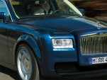 2010 Rolls-Royce RR4 saloon interior spy shots