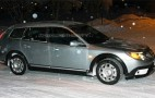 Spy shots: 2010 Saab 9-3X crossover