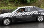Spy shots: Saab's next-gen 9-5 takes shape