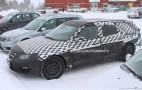 Spy Shots: 2010 Saab 9-5 SportCombi Wagon