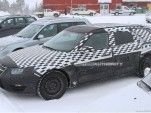 2010 Saab 9-5 SportCombi spy shots