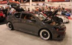 2010 SEMA: tC Tuner Challenge Live Photos