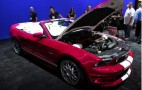 2010 SEMA: Pony Girl 2011 Ford Mustang