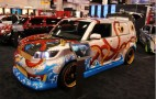 2010 SEMA: The Squid Scion xB Live Photos