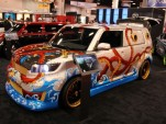 2010 SEMA Show: The Squid Scion xB byThe Salty Dogs live photos