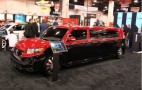 2010 SEMA: Stretched Out Cartel Scion xB Live Photos