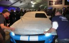 2010 Shelby GT500's on Display at Barrett-Jackson