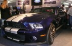 First 2010 Shelby GT500 Rescheduled for Palm Beach Auction in April