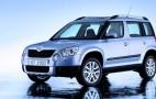 Production Skoda Yeti revealed at Geneva Motor Show