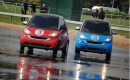 Smart ForTwo display team